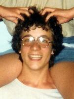 André Baechler, Leysin, 15 ans, 1980