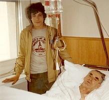 André Baechler, 15 ans au chevet de son grand-père